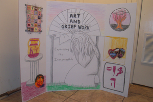 Art and Griefwork Poster by mamaslyth