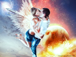 your love give me wings by Lolita-Artz