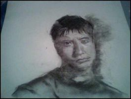 self portrait by Graduisc