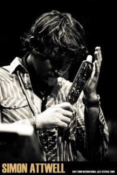 CT Jazz Fest Simon Attwell by charlfourie