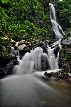 Waterfall Cigentis by panjirelawan