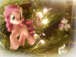 Pink Christmas by Poowis