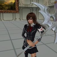 Vampire Yuki Cross in Day Class Uniform IMVU by charlietinks