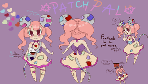 CE: Patch Pal by Lashings