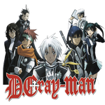 D'Gray-Man - Anime Icon by Snusmumrikend
