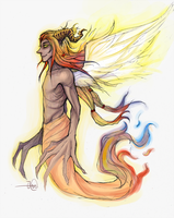 The Ifrit by Jinsky
