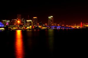 Miami Downtown by NohemyAnn