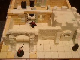 Tatooine Stronghold 2 by wolf74145