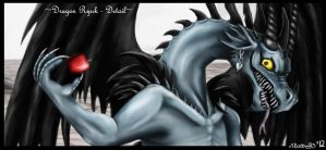 ++ Dragon Ryuk - Detail ++ by moltres93