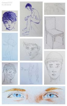 Sketchdump by Octave77777