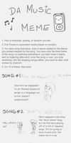 Music Meme FAR OUT THERE by Blitzkrieg1701