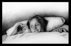 In bed with Viggo... by Monkey-Jack