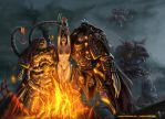 Warhammer: Night is coming by Soulfein