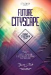 Future Cityscape Flyer by styleWish