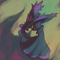 Mismagius by Loaym