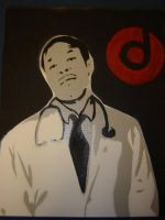 Dr. Dre by Stencils-by-Chase
