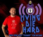 Living Die Hard podcast logo by MarkG72