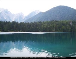 Nature Stock 016 - Lake by sabrine-nature-stock