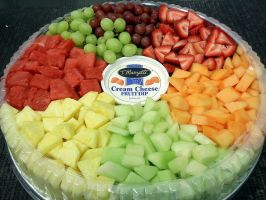Fresh Fruit Platter 1.0 by DoctorTonyStarkWho
