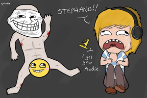STEPHANO!! by spirallix