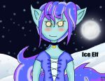 DTA Entry: The Ice Elf by ThaMaJesticArtist