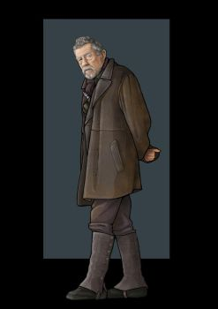 the war doctor by nightwing1975