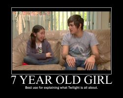 Smosh 7 Year Old Explaining Twilight by htfman114