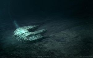 The Baltic Sea Anomaly by Vaghauk