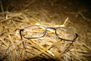 Glasses in the loft by SimeeeC