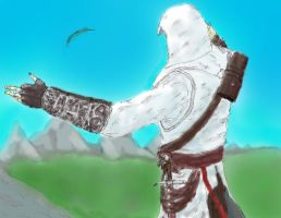 Altair - Freedom by derikvyreflame