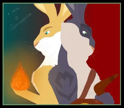 Fire and hope: Chapter one by CrispinVCampion