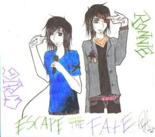 Team Escape the Fate by MsBrandyDoll