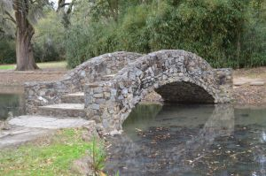Stone Bridge Closeup by Vesperity-Stock
