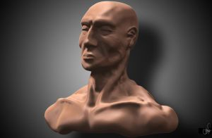 zbrush experiment n2 v1.1 by Blodgrass