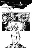Claymore page 1 by JonasScharf