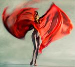 dance of passion by photoport