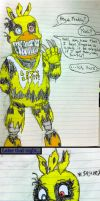 Just the Same Old Chica by Jaders75