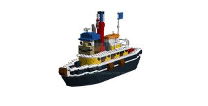 Lego Ten Cents by TheblueV3
