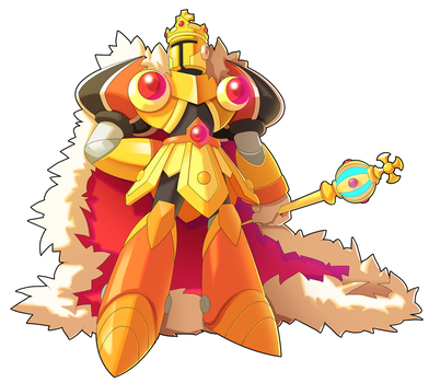 King Knight X by pychopat2