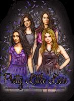 Pretty Little Liars by sidiator