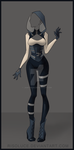 (CLOSE) Adoptable  outfit Auction  - 1 by Risoluce