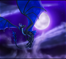 Midnight Flight by MutantParasiteX