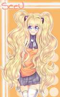 SeeU! by Kiwii-tan