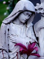 Mourning Grief by Rosary0fSighs