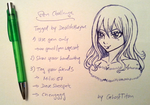 Pen Challenge Tag by GhostTitan