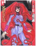 Medusa Sketch cover by Danielleister