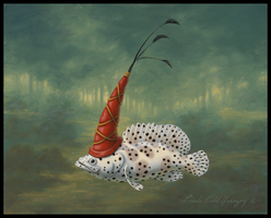 Going To The Ball by LindaRHerzog