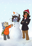 You're Not Frosty by WHATiFGirl