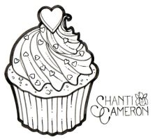 For the love of cupcakes by ShantiCameron