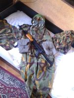 Yugoslav Scout/Paratrooper Gear by crowhitewolf